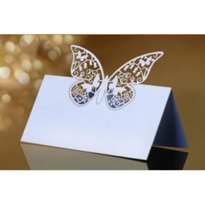 Butterfly Ivory 10szt.