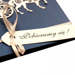 Zaproszenia ślubne Eleganckie