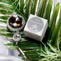 Pudełeczka dla gości Silver&White
