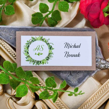 Winietki ślubne Zielony Wianek