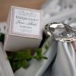 Pudełeczka dla gości Lady Brokat
