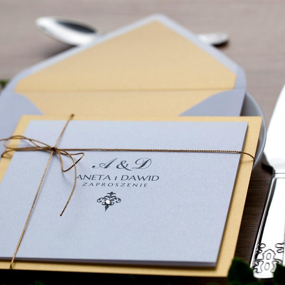Aktualne Zaproszenia ślubne online: piękne, niezwykłe, nietypowe RK28
