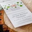 Zaproszenia ślubne Wesołe Kropki