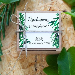 Pudełeczka dla gości Rustykalna Sosna