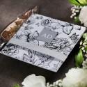 Zaproszenia ślubne Węglem Malowane Soft