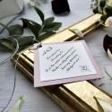 Zawieszki Classic wrzosowy róż