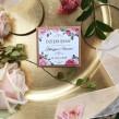 Pudełeczka dla gości Rustykalna Róża