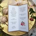 Menu Rustykalna Róża