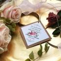 Zawieszki Rustykalna Róża