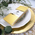 Menu Glamour Gold