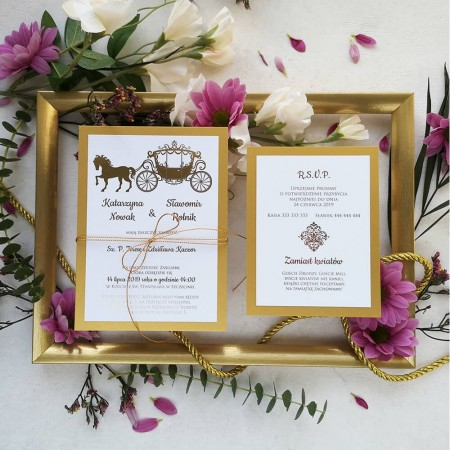 Zaproszenia ślubne Online Piękne Niezwykłe Nietypowe Oryginalne
