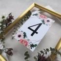 Numerek Romantyczne Anemony