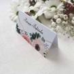 Winietki ślubne Romantyczne Anemony