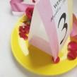 Numerek Pink & Lemon