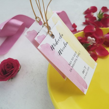 Zawieszki Pink & Lemon