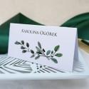 Winietki ślubne Gałązki Oliwne