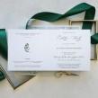 Zaproszenia ślubne Gałązki Oliwne