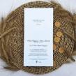 Zaproszenia ślubne ze zdjęciem 1