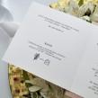 Zaproszenia ślubne Stylowe Różane