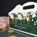 Pudełka Biała Róża