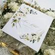 Zaproszenia ślubne Złocone Serce