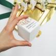 Pudełeczka dla gości Akwarelowa Róża
