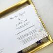Zaproszenia na ślub Delikatne Liście