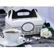 pudełka na ciasto weselne
