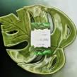 Zawieszki weselne na wódkę zielono złote z tekstem