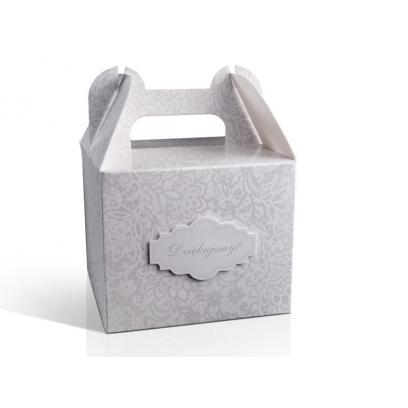 Pudełka ornamentowe opakowanie 10szt.