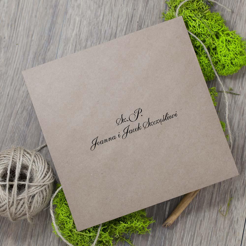 Personalizacja-kopert-ślubnych