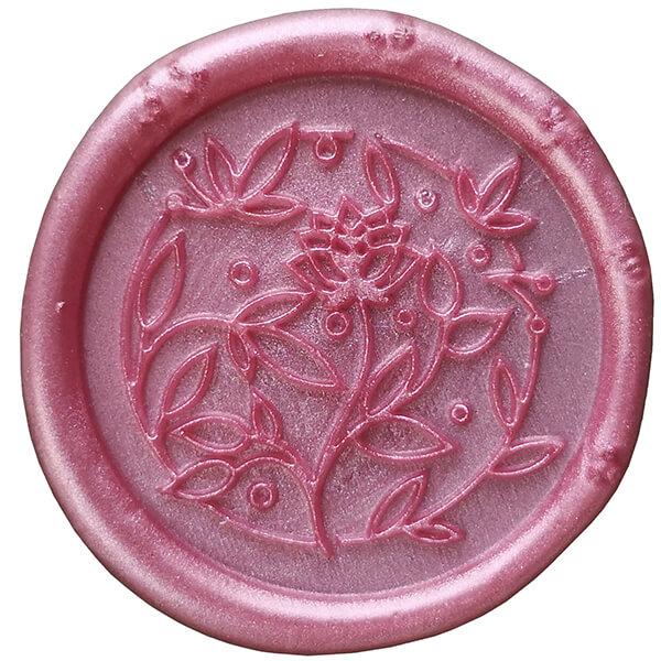 lak różowy błyszczący do zaproszeń